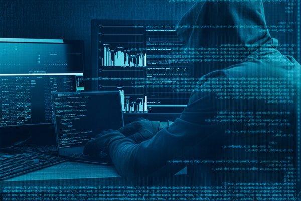 Cyber criminal hacking